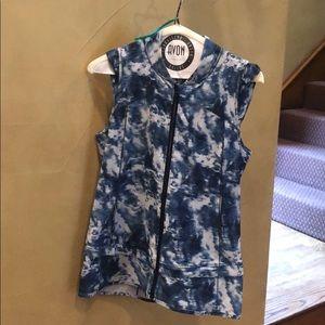 Lululemon multicolor/tie-die vest